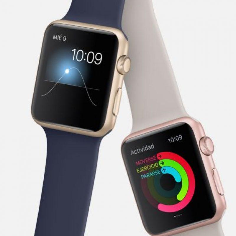 1- Apple Watch. Foto:Apple