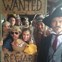 Así despidieron el año los actores en Australia. Foto:Instagram/elsapatakyconfidential