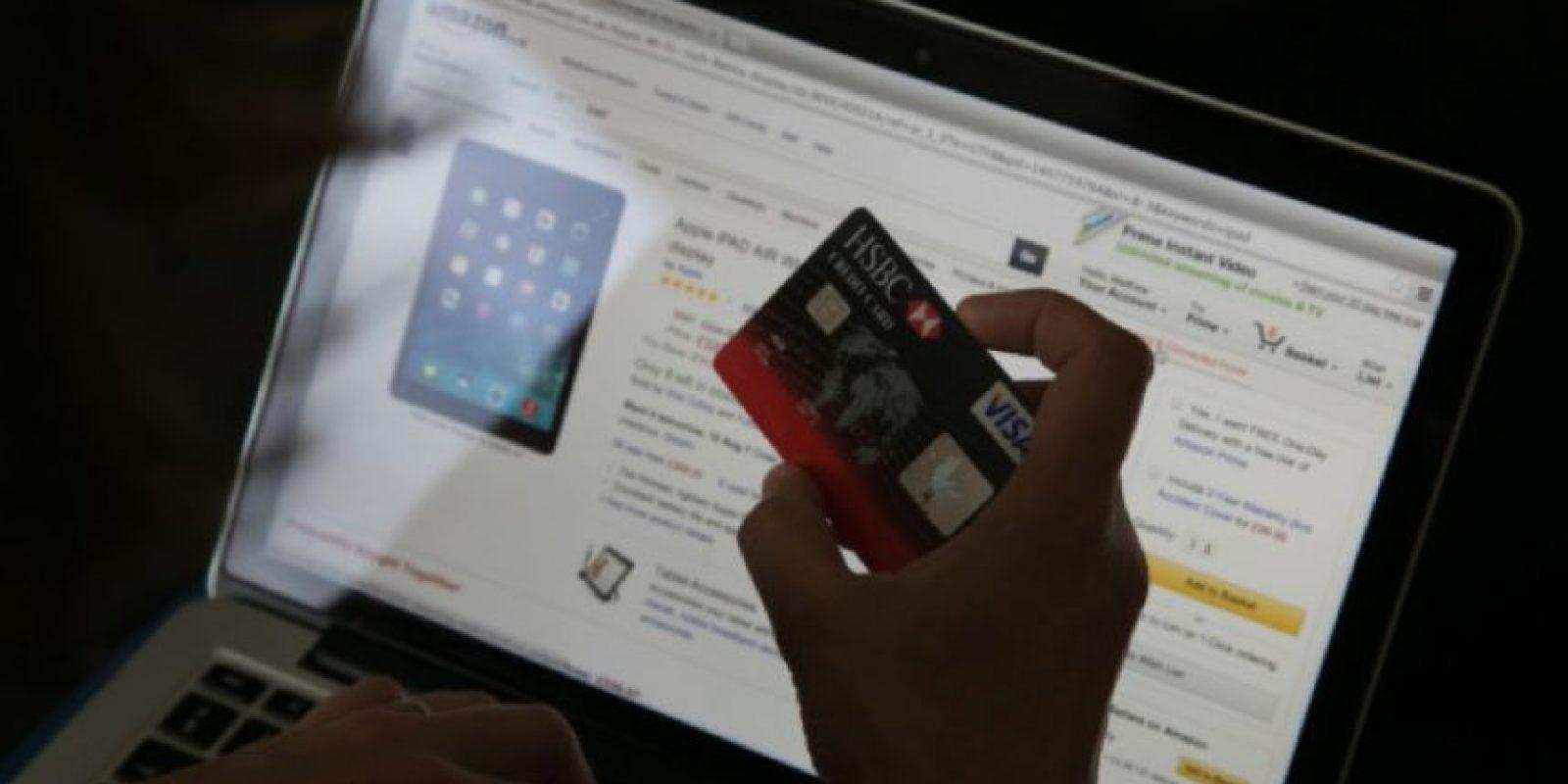 Lo mejor es cuidarse antes de comprar en Internet. Foto:Getty Images