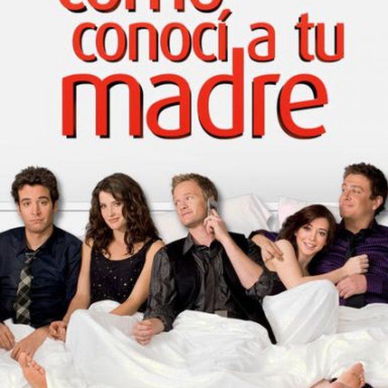 """""""Cómo conocí a tu madre"""", temporada 9 – Disponible a partir del 1 de enero. Foto:vía Netflix"""