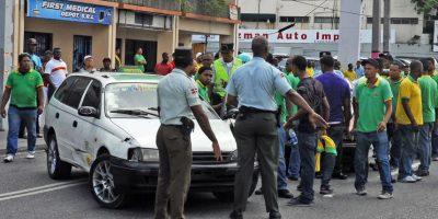 AMET multa a 31 conductores por alta velocidad y retiene 35 vehículos pesados