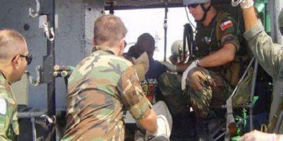 Hieren de bala a militar chileno de misión de ONU en Haití y lo traen a RD