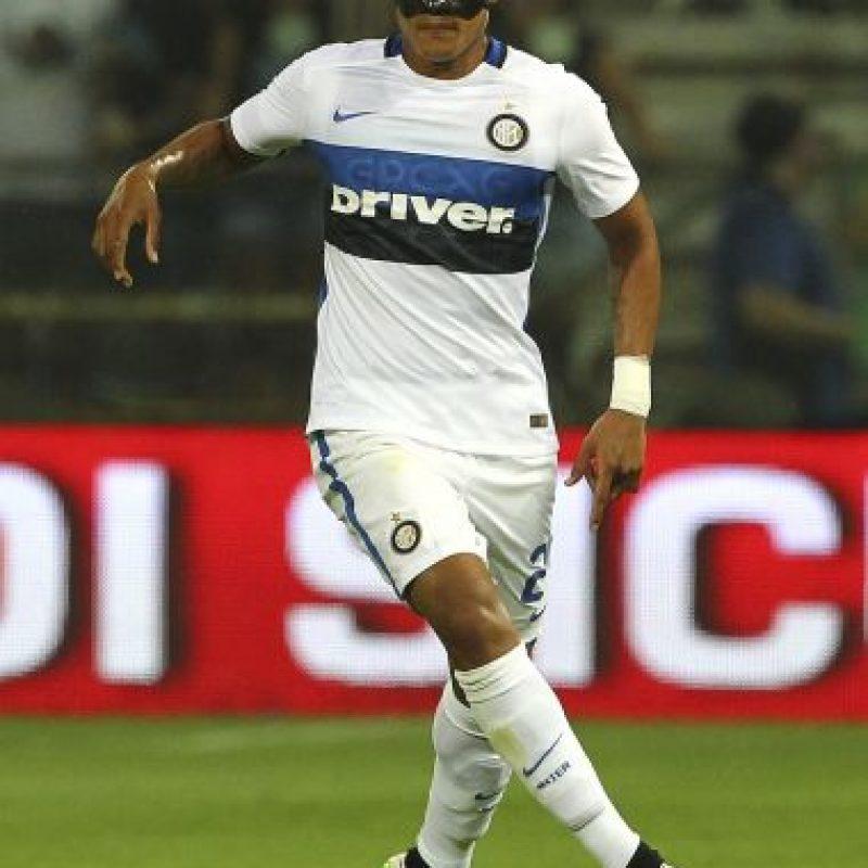 Ha jugado en el Granada y Cádiz de la Liga de España Foto:Getty Images