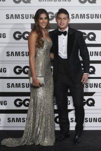 Está casado con Daniela Ospina, con quien tiene una hija Foto:Getty Images