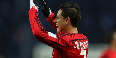 """Louis van Gaal se arrepiente de la salida """"Chicharito"""" Hernández del United"""
