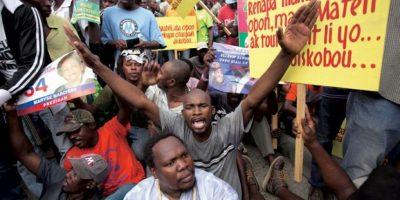 El desasosiego política se multiplica en Haití