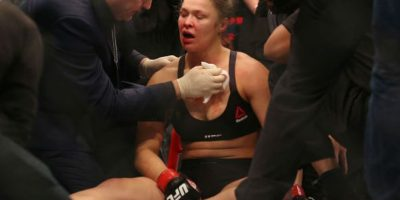 """""""Una parte de Ronda Rousey murió"""": Hermana de la excampeona de UFC"""