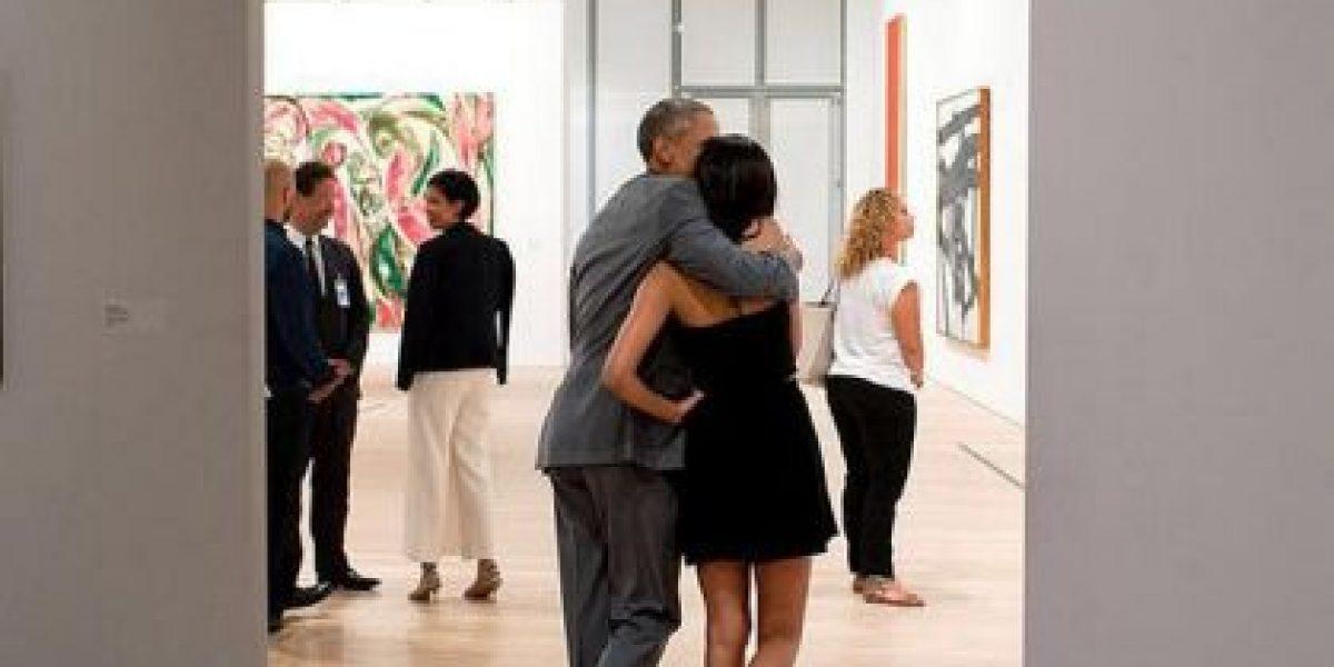 Fotos nunca antes vistas de la vida íntima de Barack Obama