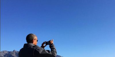 Dice Pete Souza que Obama quiere competir con sus fotos Foto:instagram.com/petesouza/