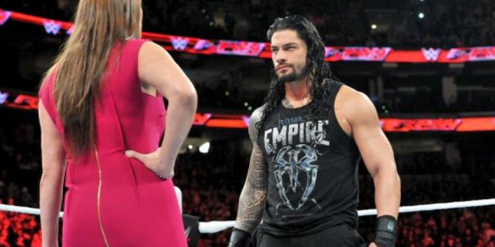 Ahora mantiene un conflicto con La Autoridad Foto:WWE