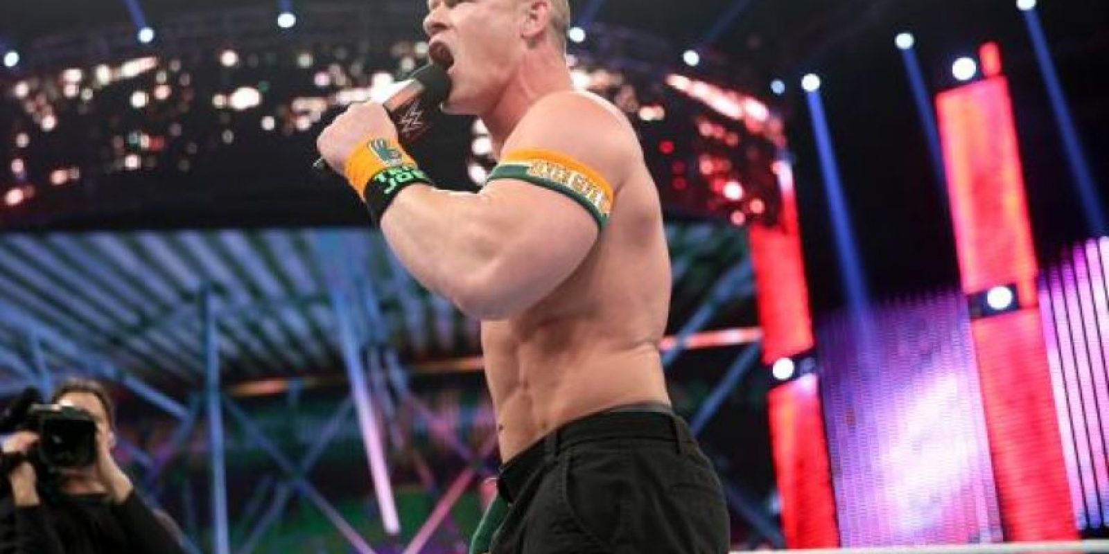 """""""El Marino"""" venció en 23 ocasiones, aunque perdió ocho veces Foto:WWE"""