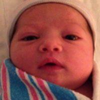 Wyatt Isabelle Kutcher, hija de Ashton Kutcher y Mila Kunis Foto:A-plu.com