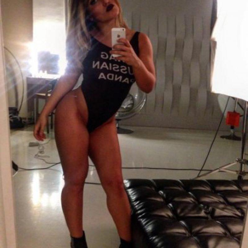 """Ella es Alena Alexandrova, la rusa que mantuvo conversaciones """"hot"""" con Cristiano Ronaldo Foto:Twitter"""