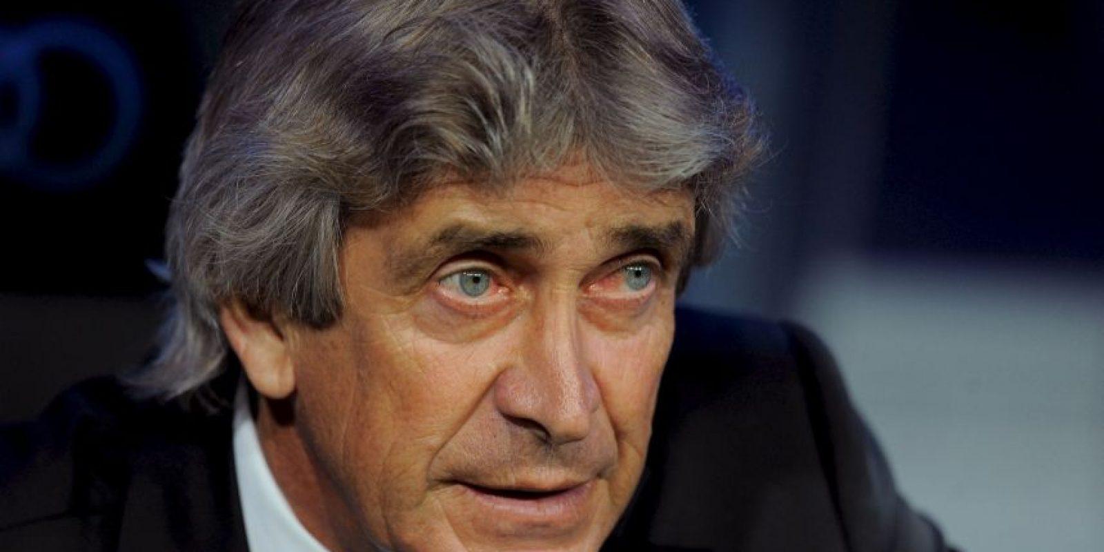 Manuel Pellegrini (2009-2010) Foto:Getty Images