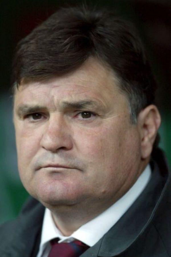José Antonio Camacho (2004) Foto:Getty Images