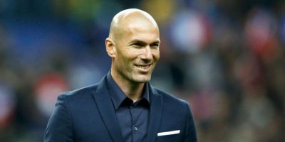 Zidane, primer entrenador francés del Real Madrid