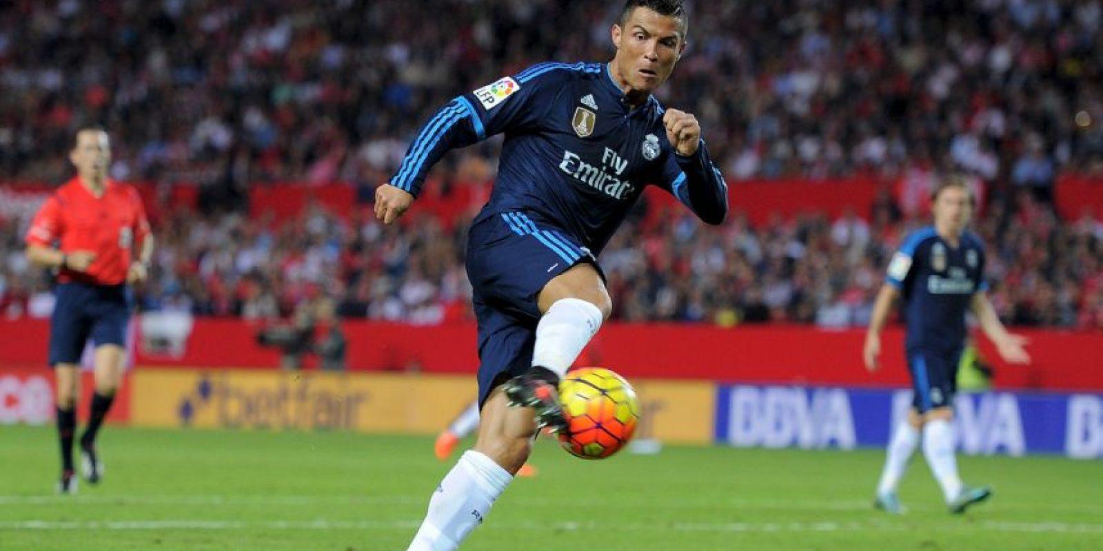 En la actual temporada suma 14 goles, uno menos que Luis Suárez, máximo goleador de la Liga de España Foto:Getty Images