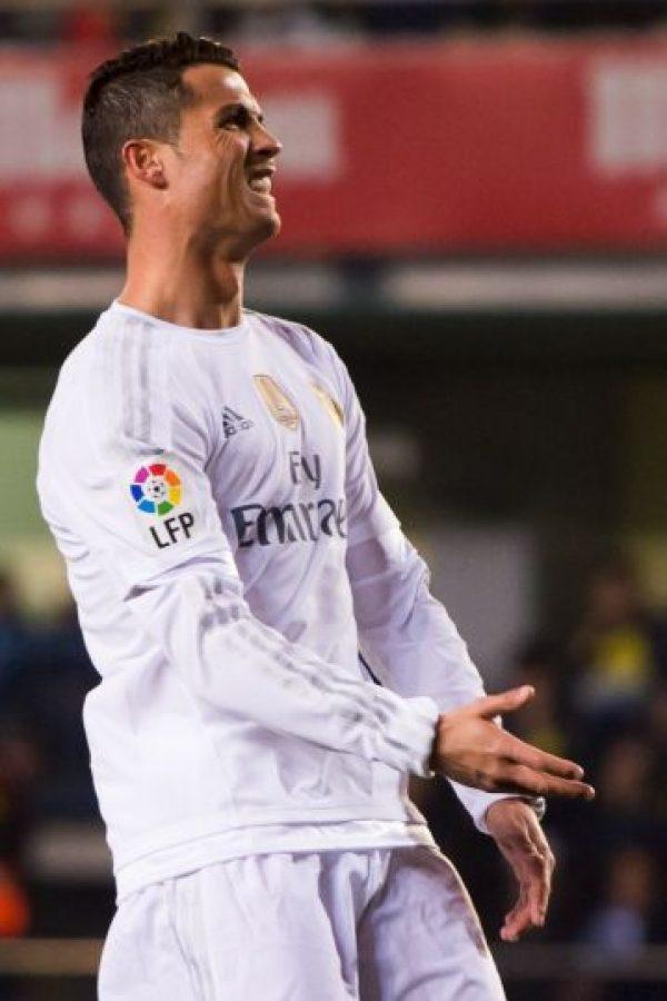 Cristiano Ronaldo no piensa retirarse en el Real Madrid Foto:Getty Images