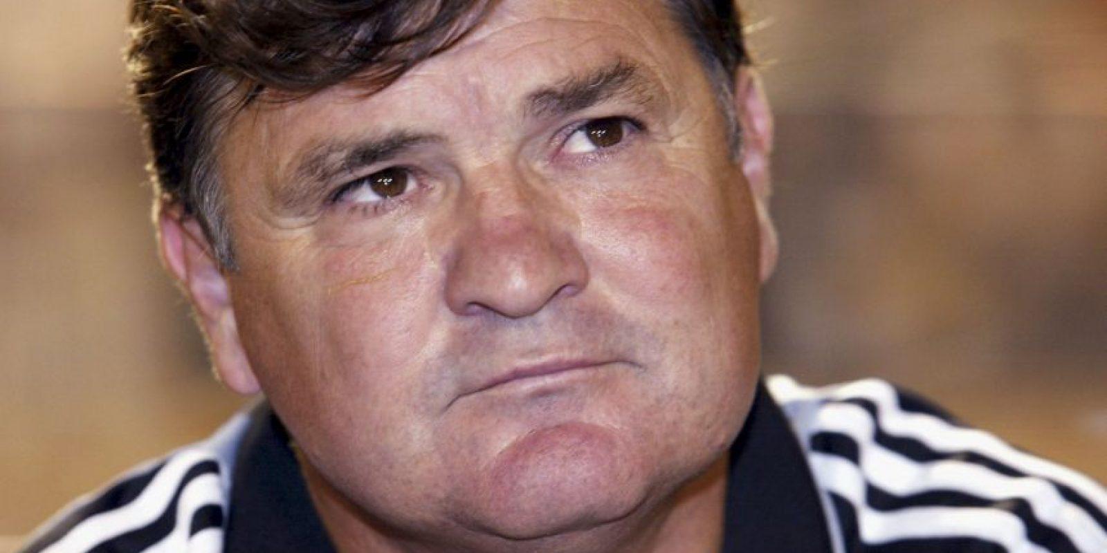 Solo dirigió tres partidos y se fue Foto:Getty Images