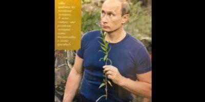 Un calendario de edición limitada se publicó en Rusia Foto:Vía Zvezdi me Soveti