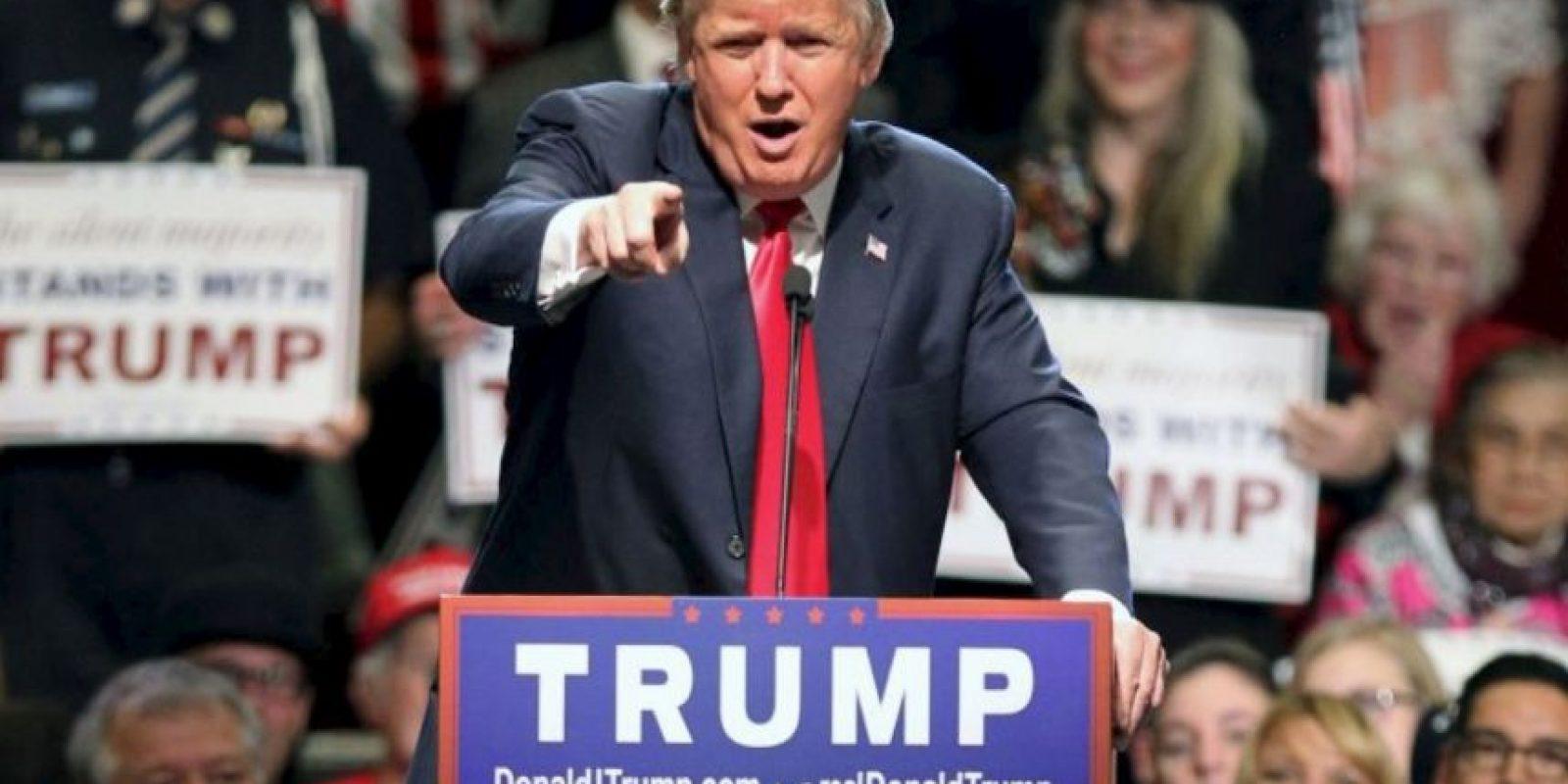 Algunas de las polémicas de Donald Trump Foto:AP