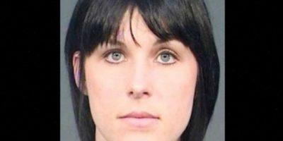 Nadia Cristina Díaz fue arrestada por tener relaciones sexuales con un estudiante de 14 años. Al menos sucedió en dos ocasiones. Foto:Fresno County Jail