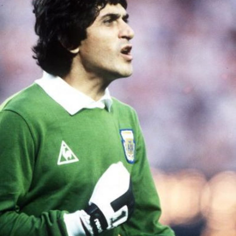 PORTERO: Matildo Fillol Foto: Getty Images