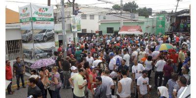 El Rally del Borracho se celebra desde hace 45 años en el sector Don Bosco. Foto:Fotos: Roberto Guzmán