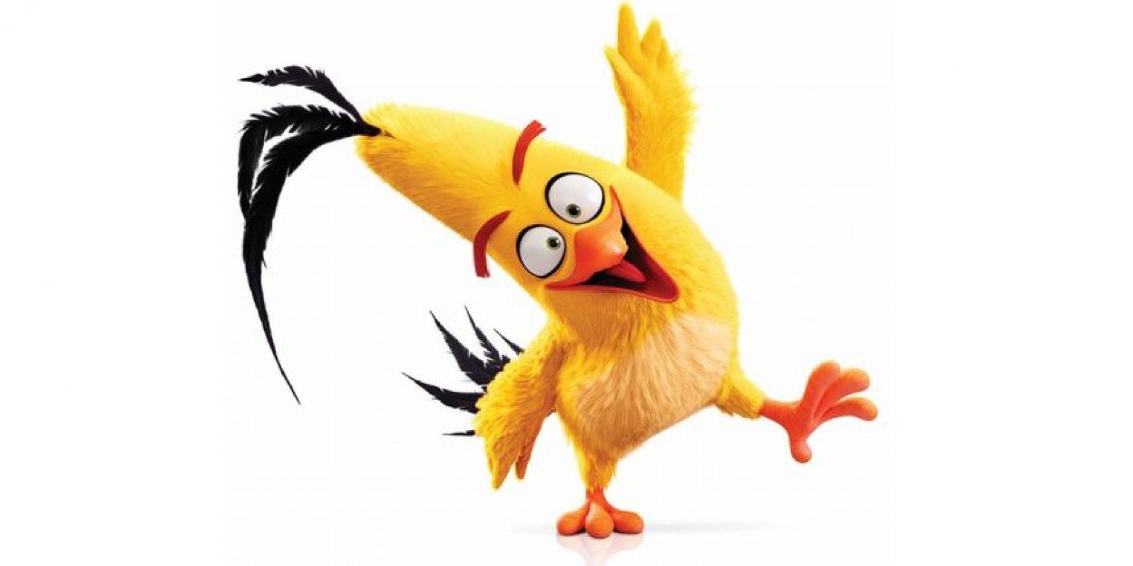 """Angry birds ¿Recuerdas ese juego para móviles ridículamente adictivo en el que tiras a pájaros rotundos contra cerdos incluso más gordos? Bueno, ahora quieren rizar algunas plumas en el mundo del cine, con una adaptación animada llegando a la pantalla grande en mayo. Con Josh Gad (la voz de Olaf en """"Frozen"""").Fecha de lanzamiento: 20 May ((EE.UU.)"""