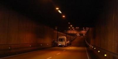 Obras Públicas cerrarán esta noche durante dos horas el túnel de la UASD