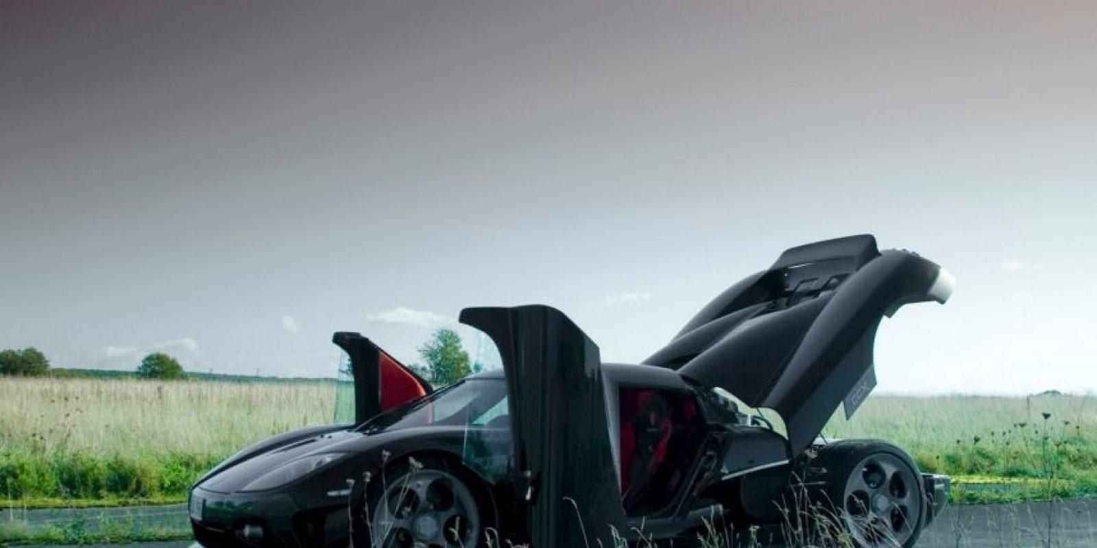 7- Koenigsegg CCX. Foto:vía koenigsegg.com