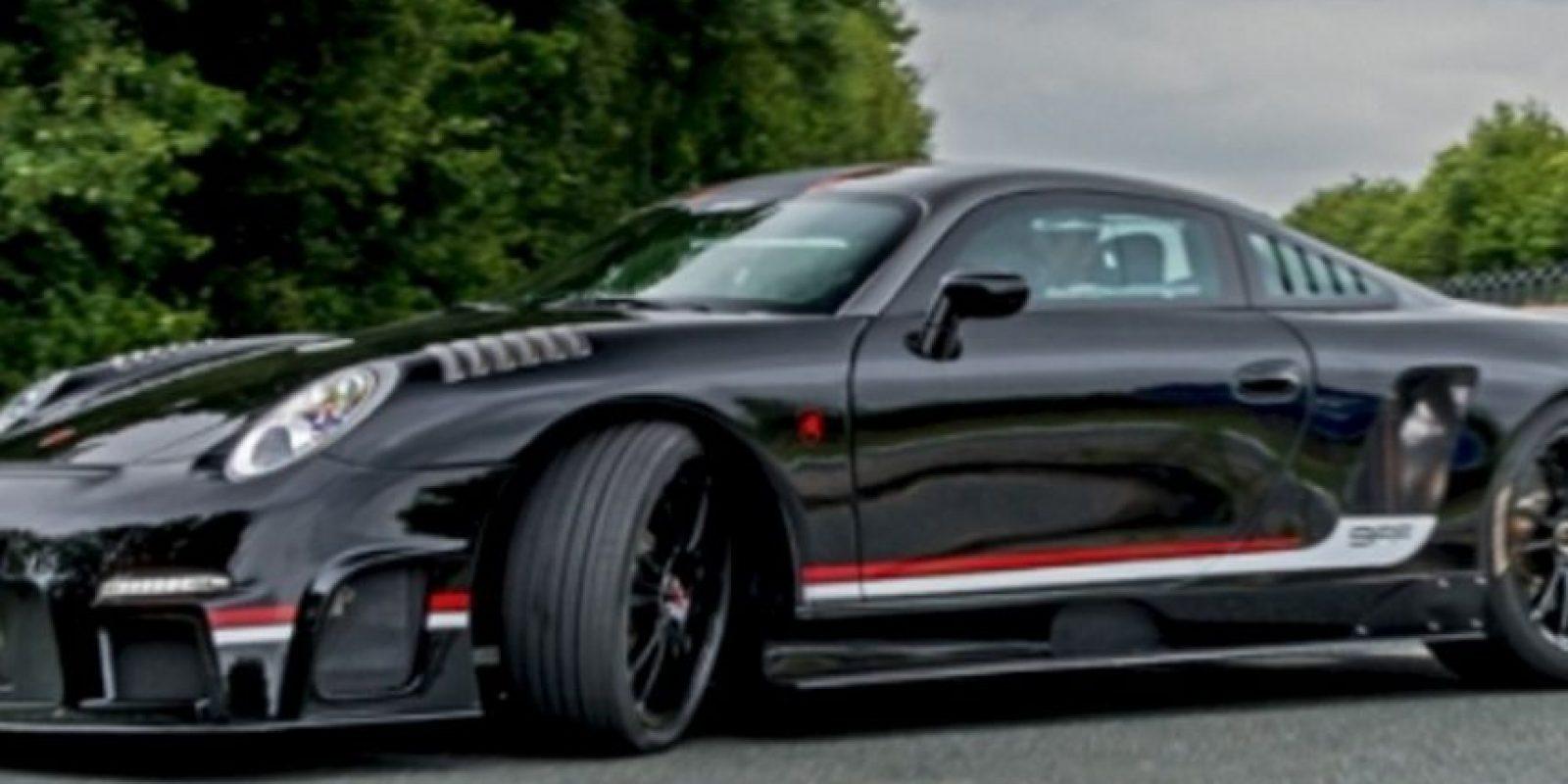 4- 9ff GT9-R. Foto:vía 9ff.com