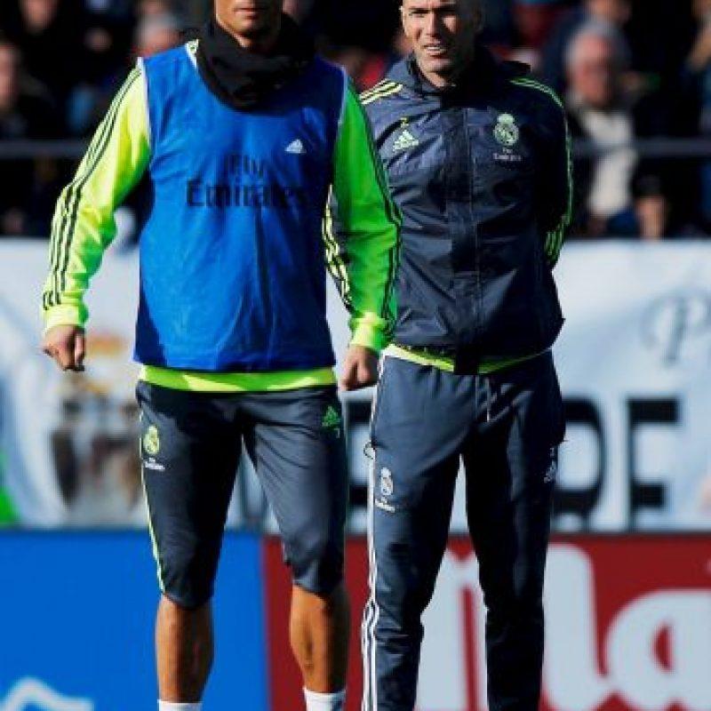 Esto, tras la destitución de Rafa Benítez, quien tomó las riendas del equipo en junio de 2015. Foto:Getty Images