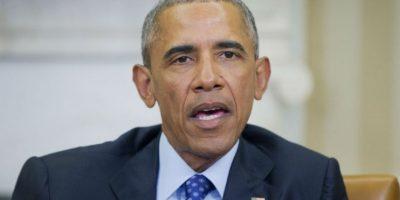 """El presidente estadounidense, Barack Obama, comenzará una """"guerra"""" contra las armas en su país. Foto:AP"""