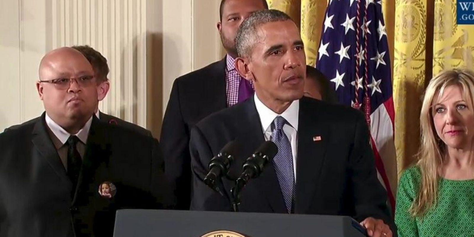 El presidente estadounidense Barack Obama, aseguró que las medidas salvarán vidas. Foto:White House