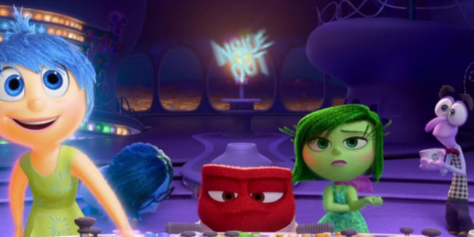Trabajaron más de 40 animadores en las películas. Foto:vía Pixar