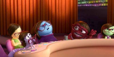 Pero al final se decidió mostrar a un personaje más complejo y que está en la mente de todos. Foto:vía Pixar