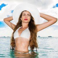 """En 2011 participó en """"Miss Portugal"""", concurso del que fue finalista. Foto:Vía instagram.com/melaniemartinsblog"""