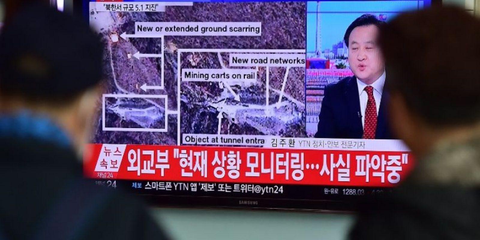 Gobiernos de todo el mundo condenaron este acto Foto:AFP