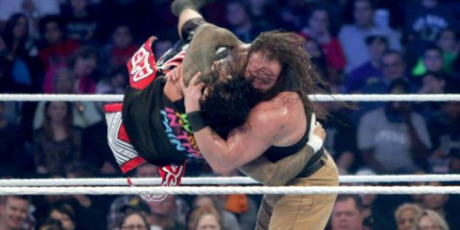 Foto:WWE