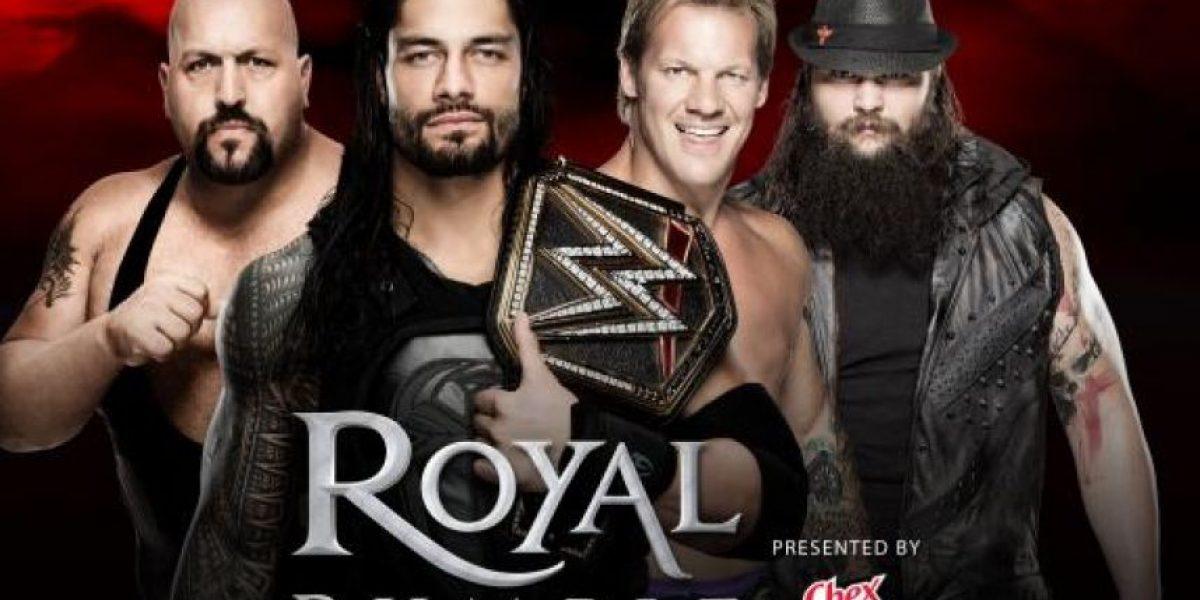 WWE: Conozcan a las 10 figuras confirmadas para Royal Rumble 2016