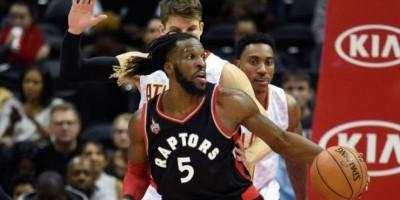 Los Raptors anuncian baja indefinida para DeMarre Carroll