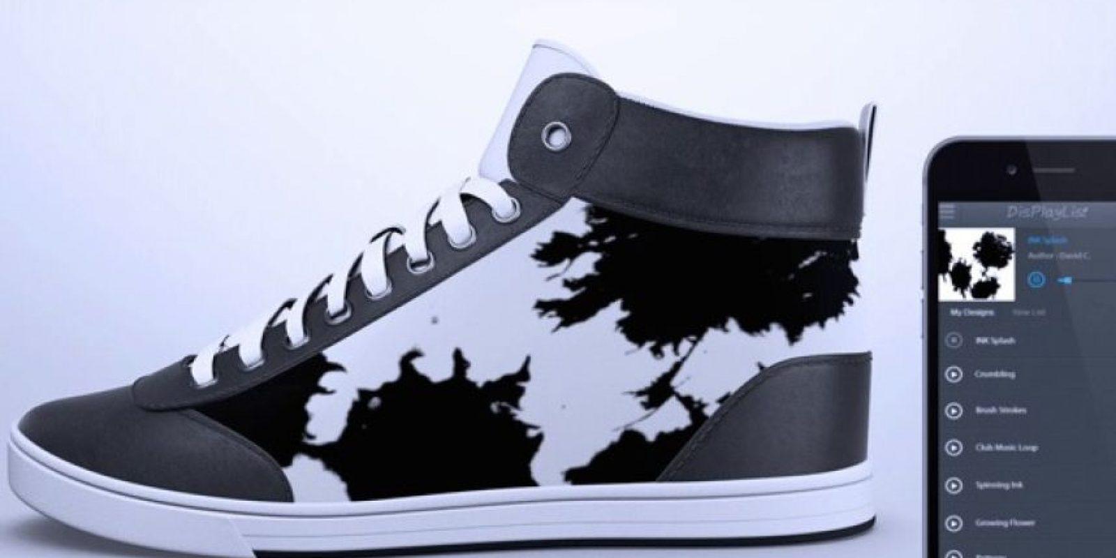 Las zapatillas vienen en cinco colores con un precio entre los US$250 a US$400. Foto:Fuente Externa