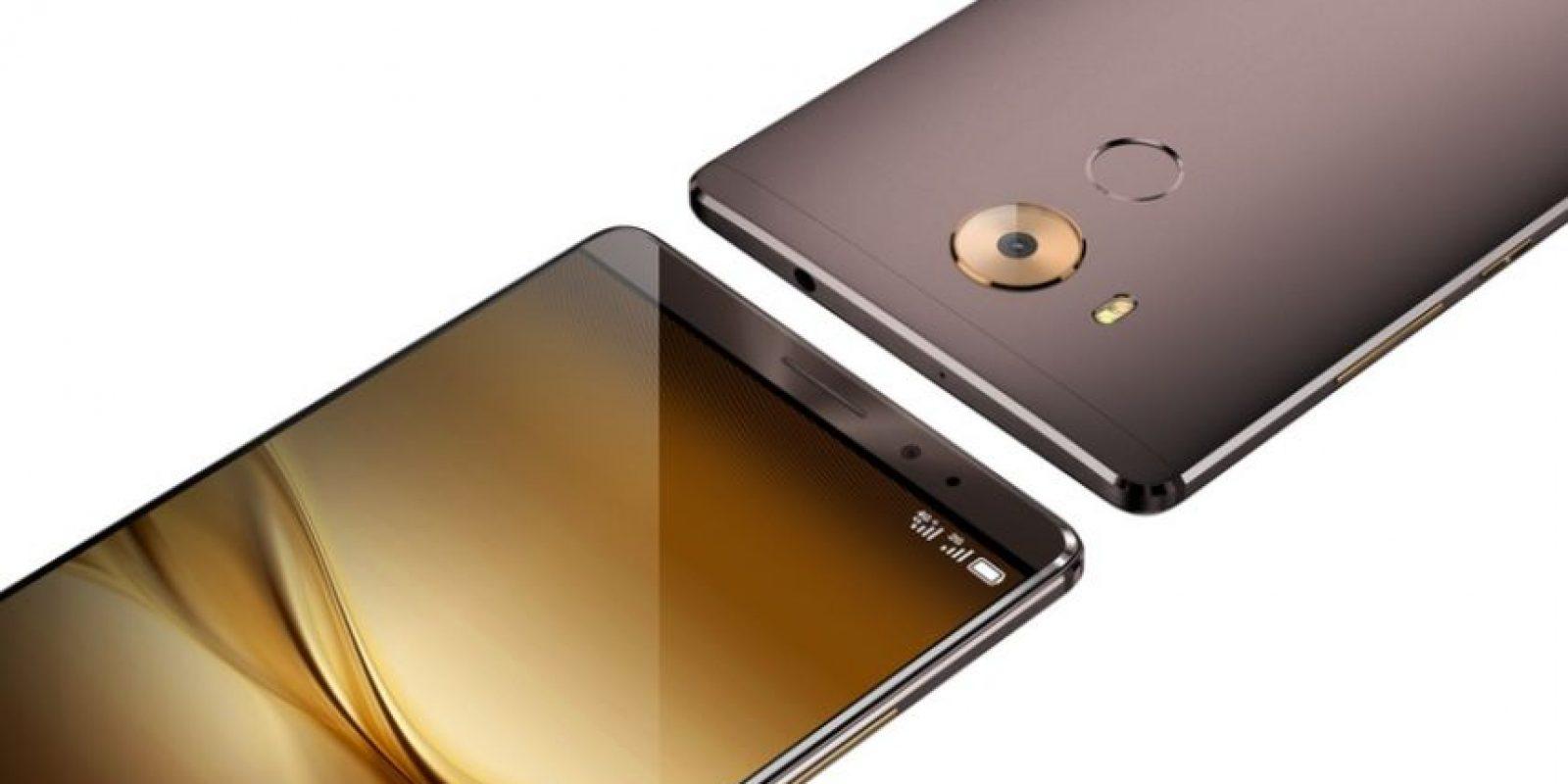 5- Huawei Mate 8. Foto:Huawei