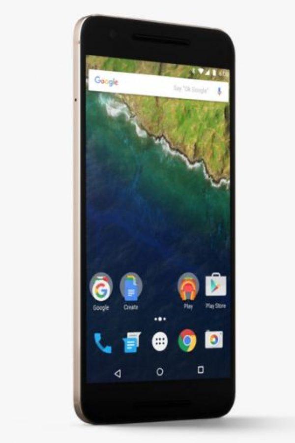 Conjuntamente fabricado por Huawei y Google, este edición especial de oro del Nexus 6P, ofrece una opción elegante para las personas que quieren un dispositivo de lujo y de primera calidad. Foto:Huawei