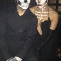Durante el 2015, la pareja fue captada junta en diferentes ocasiones. Foto:Instagram/Jlo