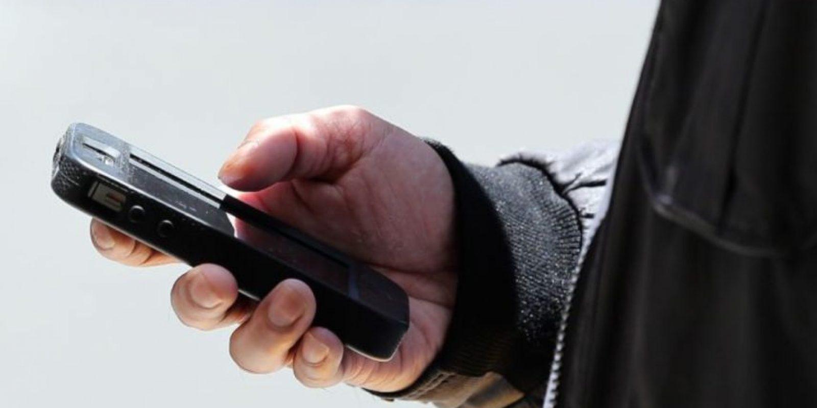 1- Robo o pérdida de los dispositivos: Usualmente, los delincuentes obtienen datos de esta forma, además de vender los aparatos en el mercado negro. Foto:Getty Images