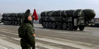 La última generación de estos misiles fue puesta a prueba el 28 de agosto de 2008. Foto:Getty Images