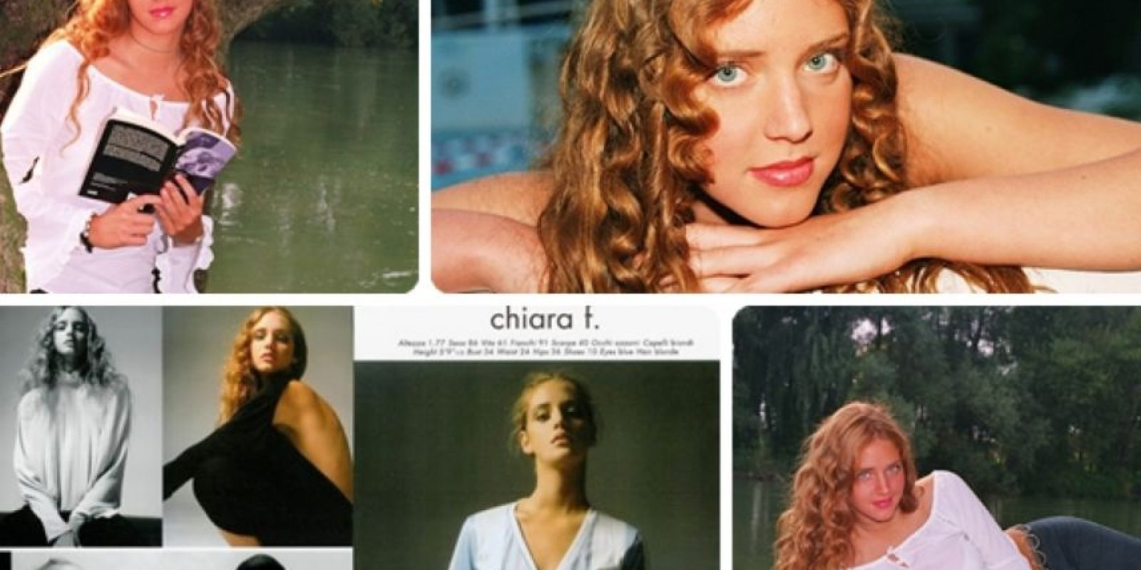 """Es italiana, modelo y comenzó con su portal """"The Blonde Salad"""" en 2009. Foto:vía TheBlondeSalad"""
