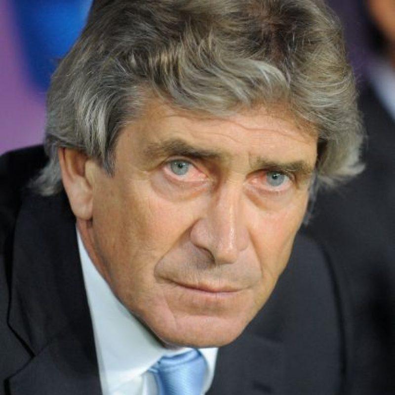 7. Manuel Pellegrini Foto:Getty Images